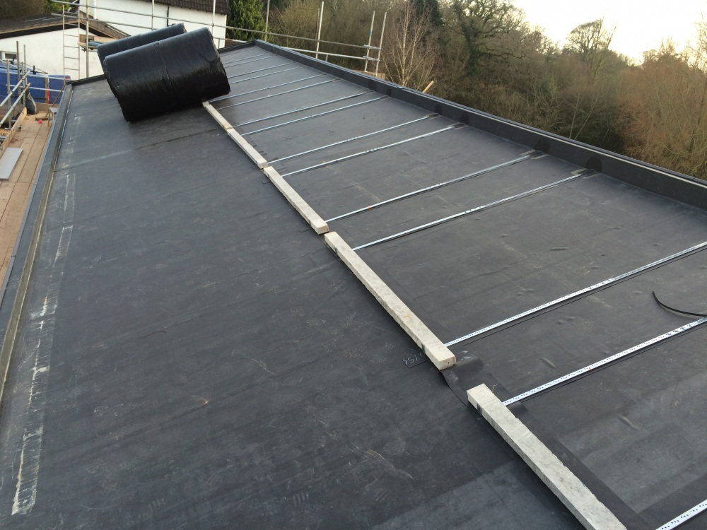 Quicktrim Our Environmentally Friendly Rubber Roof Trim