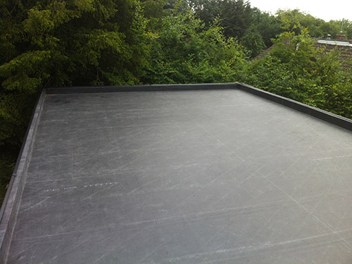 How Can a Rubber Roof Add Value to Your Home?