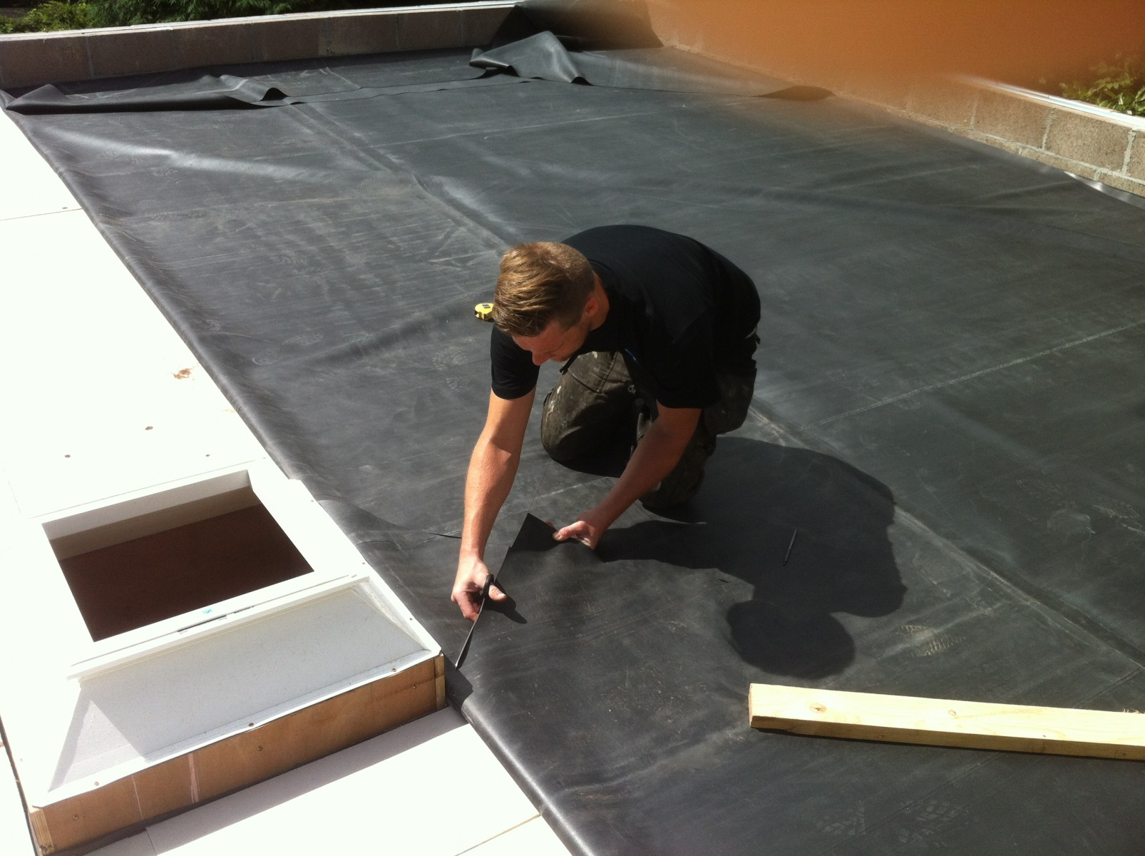 Discover The Advantages Of Having Epdm Rubber Roofing