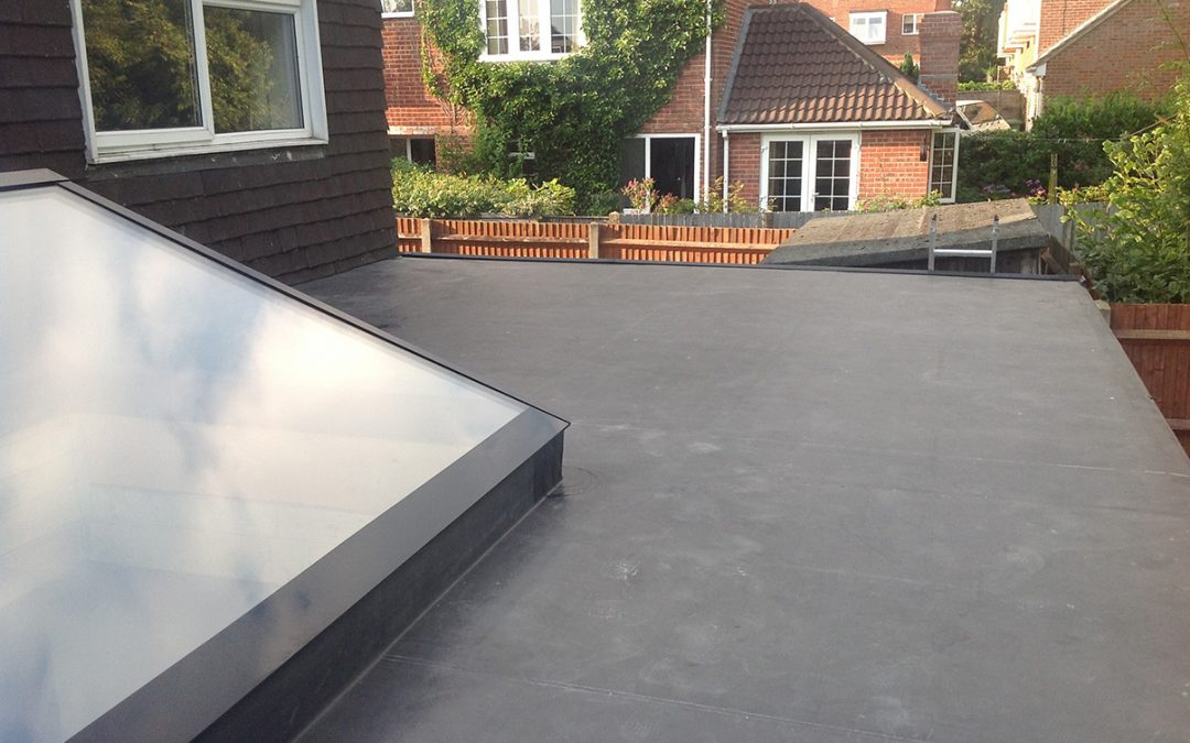 The Advantages of EPDM Rubber Roofing